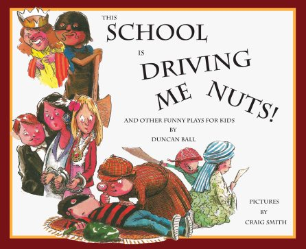 School is driving me nuts cover 4