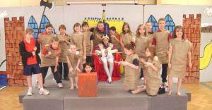 Class performance of Perils of Prince Percy Australia 2009