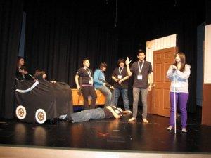 Performance Waiting for John Doe Canadian Northern Drama Festival 2012